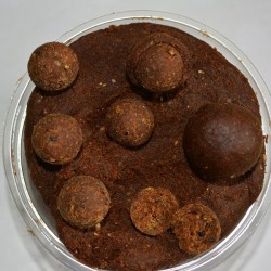 Pâte d'enrobage Tandoori Chenevis