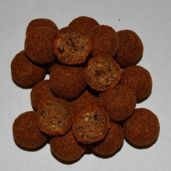 Natural coated spices liver