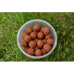Natural coated tiger fruits confits