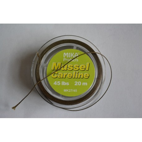 Tresse MUSSEL CARE LINE MIKA PRODUCTS