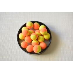 POP-UP fluo jaune et orange