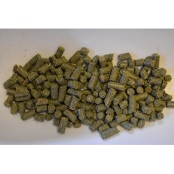 pellets baby corn GLM