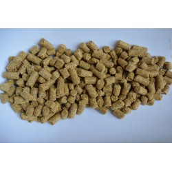 Pellets baby corn hemps( chenevis) 8mm