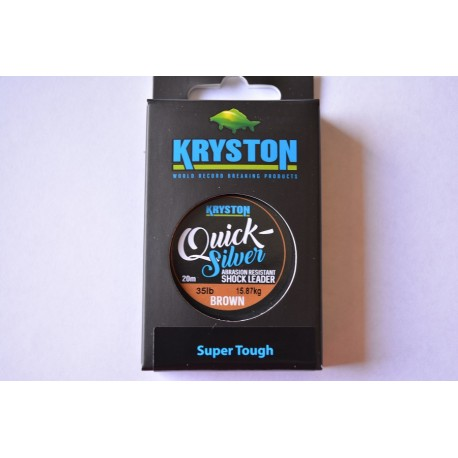 Kryston Quick Silver Gravel Brown