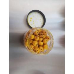 Tiger épluchées boosté Maïs Citrus